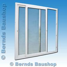 Schiebetür 250 x 200 Balkontür Terrassentür Wintergartenelement weiß Kunststoff