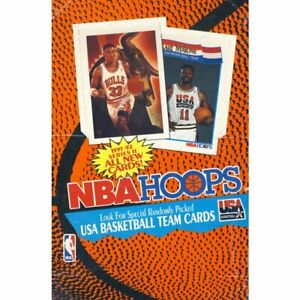 1991-92 Hoops Basketball - Complete Your Set (Pick 1 or Buy 6 For Free Shipping)