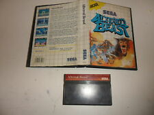 Sega Master System   Altered Beast