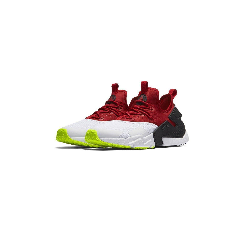 Nike air huarache palestra rosso / bianco nero deriva da (ah7334 601)