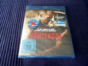 Blu Ray HOMEFRONT Jason Statham James Franco Winona Ryder NOCH VERPACKT unplayed