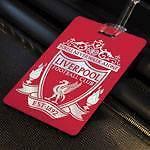 Crew Luggage Tags - Liverpool Football Club