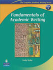 Fundamentals of Academic Writing: Level 1 by Linda Butler (Paperback, 2006)