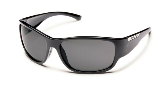 3403a0fc50 New Suncloud Convoy Sport Polarized Sunglasses Black Frames Gray by Smith  Optics