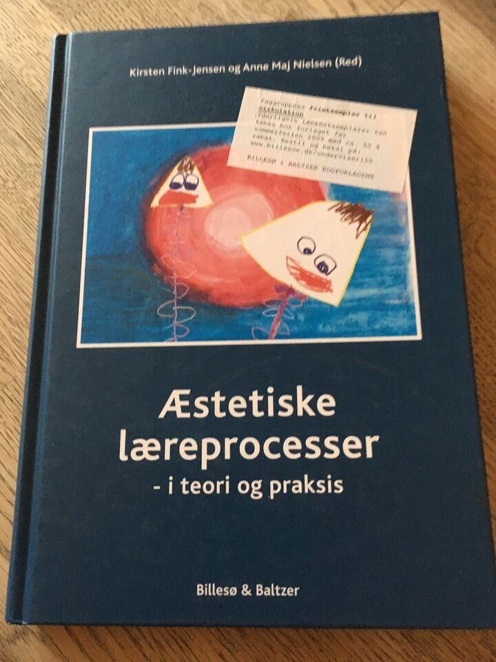 Æstetiske læreprocesser - i teori og praksis, Kirsten