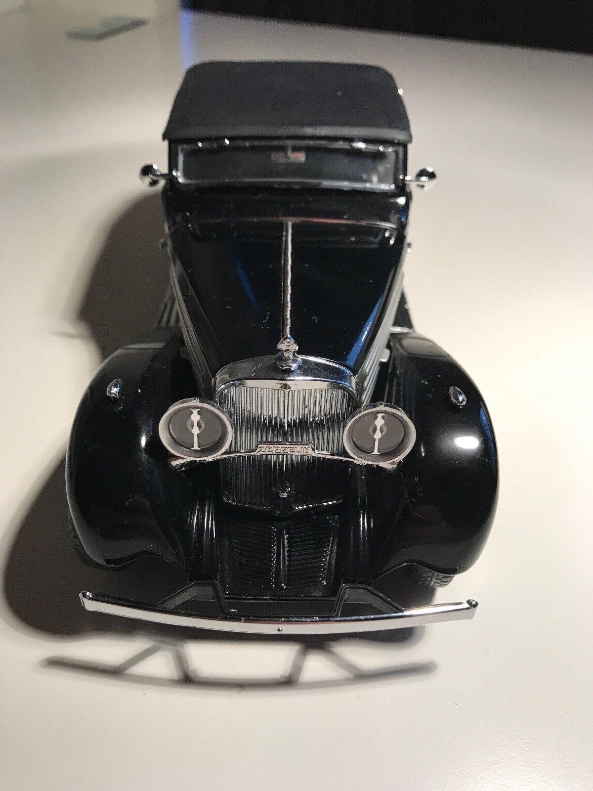FRANKLIN Comme neuf voiture miniature-la Maybach Zeppelin de 1939