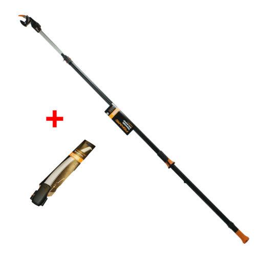 Adapter-Astsäge Fiskars Schneidgiraffe PowerGearX UPX86 Teleskop 240-400 cm