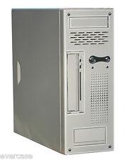 Micro ATX Desktop/Tower.300W PSU. Q-Tec EL-Micro 13918. CS101