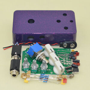 DIY-DISTORTION-PEDALE-Kits-Effect-PEDALE-DISTORTION-PEDALE-ds-2-Purple