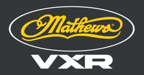 Mathews VXR Decal