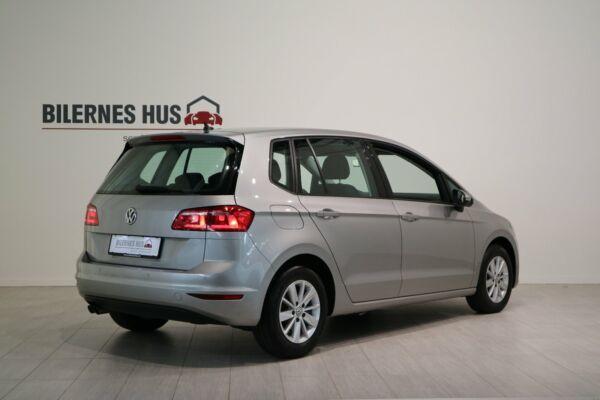 VW Golf Sportsvan 1,4 TSi 125 Comfortline DSG BMT - billede 1