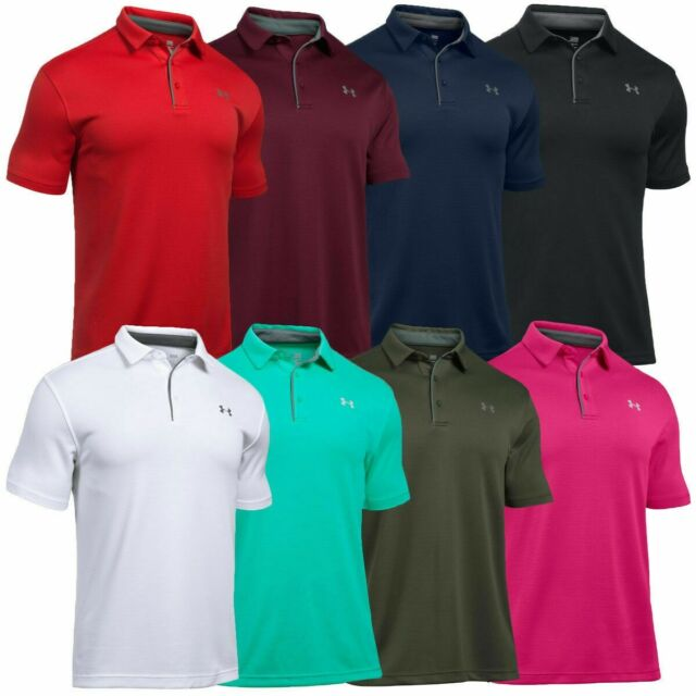 d1eea7a6138 Under Armour Men's ISO Chill Polo for sale online | eBay