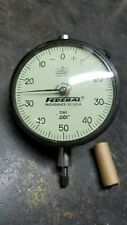 Federal Dial Indicator D8i 001 2 34 Face Size Miracle Movement