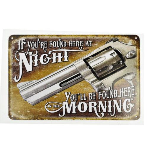 Metal Tin Sign Poster Plaque Bar Pub Vintage//Retro Home Club Wall Decor 30x20cm
