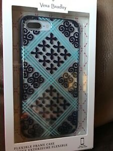 VERA-BRADLEY-Flexible-Frame-Case-For-7-iPhone-Plus-8-Plus