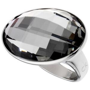 Calvin Klein Continuity Two Tone Size 9 Ring KJ10BR010205