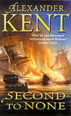 """""""AS NEW"""" Second To None, Kent, Alexander, Book"""