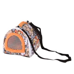 Portable-Small-Animals-Hedgehog-Hamster-Carrier-Bag-Outdoor-Travel-Guinea-P-O4Q2