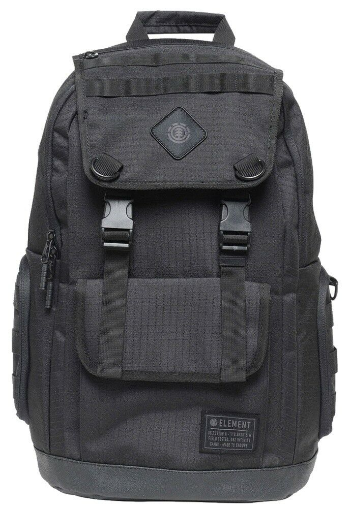 ELEMENT ELEMENT ELEMENT Cypress 26L Backpack - All negro 178dff