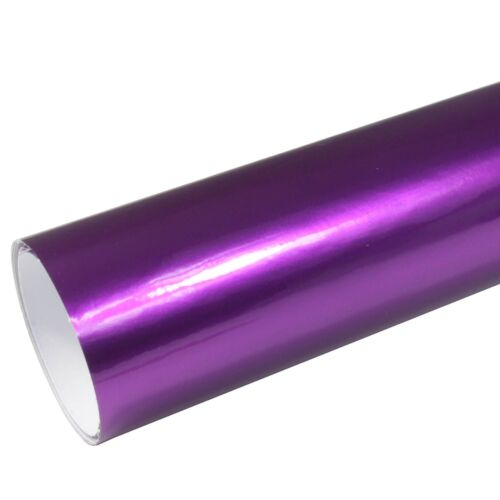 13€//m² Candy Glanz Autofolie selbstklebende 3D Hochglanz Folie Luftkanal Wrap