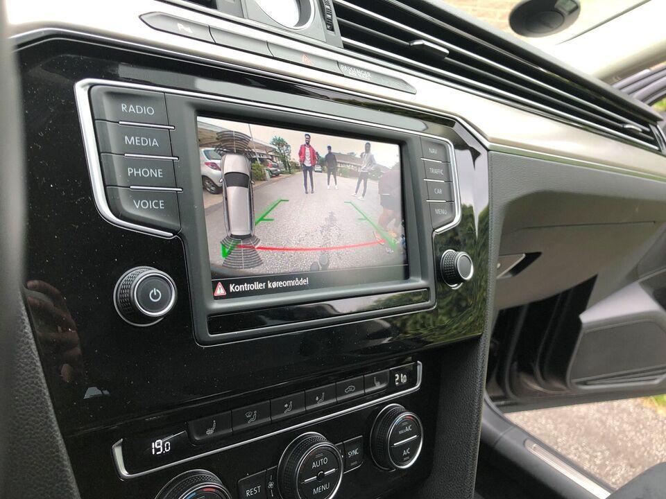 Bakkamera, VW Originalt bakkamera til VW og Audi