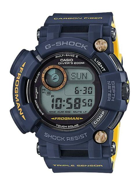 CASIO G-Shock FROGMAN GWFD1000NV-2 GWF-D1000NV-2 Master in Navy Blue @