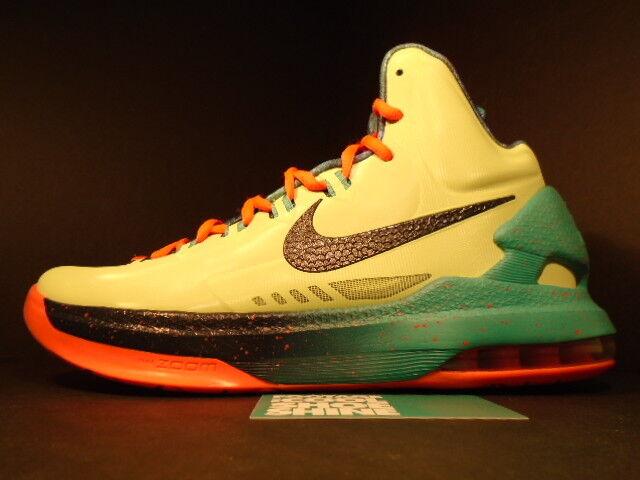 Nike Zoom KEVIN DURANT KD V 5 AS AREA AREA AREA 72 ALL-STAR LEMON BLUE ORANGE BLACK 9.5 6ec41e