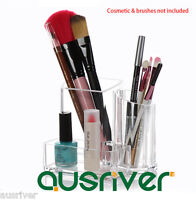 Makeup Brushes Holder Cosmetic Organizer Lipstick/nail Polish Storage Case