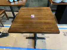 Used Wooden Tables And Chairs Restaurant Furniture