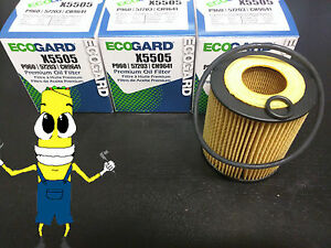 Image Is Loading Premium Oil Filter For Ford Escape With 2