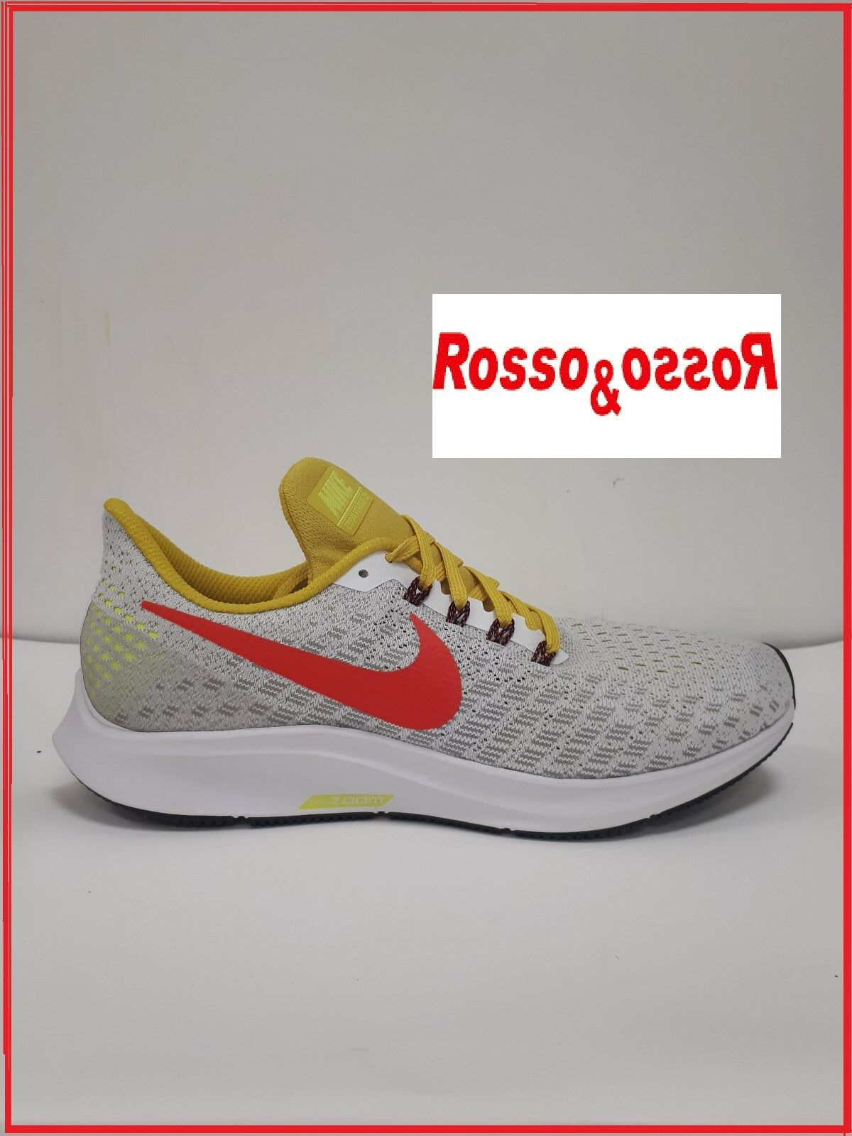 Scarpe NIKE AIR ZOOM PEGASUS 35 da Donna 39 scarpe da ginnastica Ginnastica Running Grigie