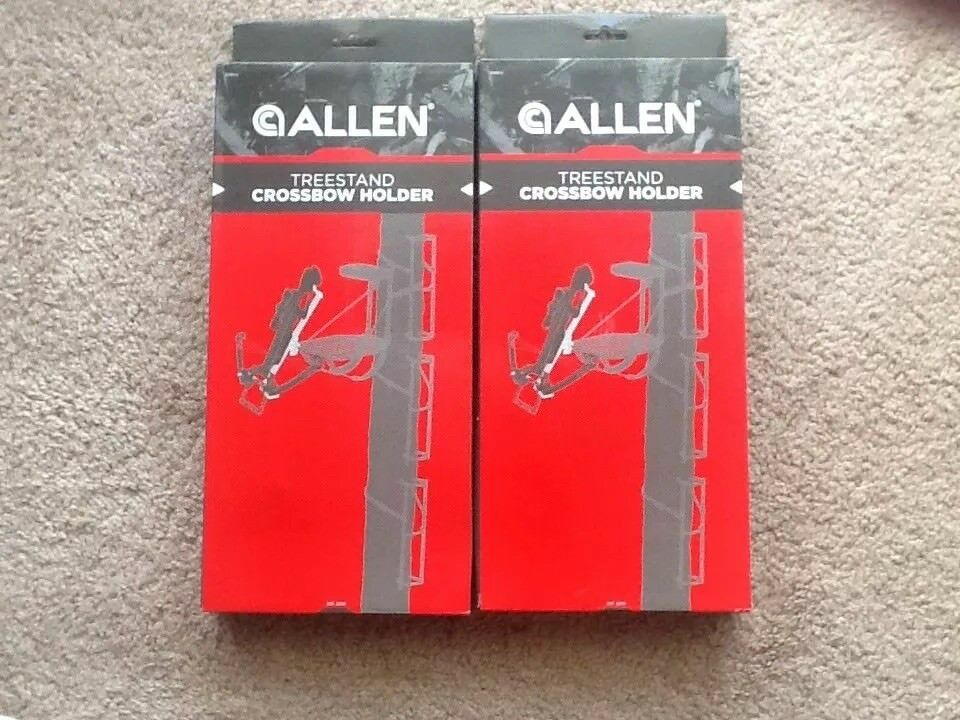 ALLEN TREESTAND CROSSBOW  HOLDER 52981A LOT OF2