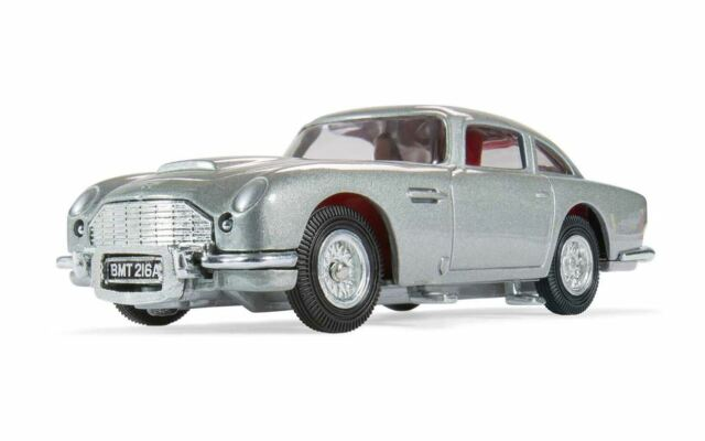 Corgi James Bond Thunderball 50th Anniversario Aston Martin DB5 (Argento)