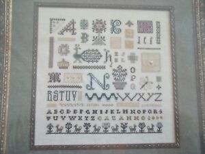 The-Drawn-Thread-034-Toccato-Number-2-034-Cross-Stitch-Pattern