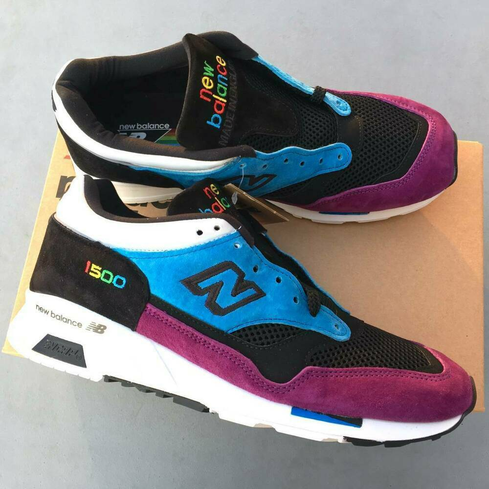 New Balance Couleur M1500CBK PRISM MADE IN ENGLAND Taille US9.5D JP27.5cm