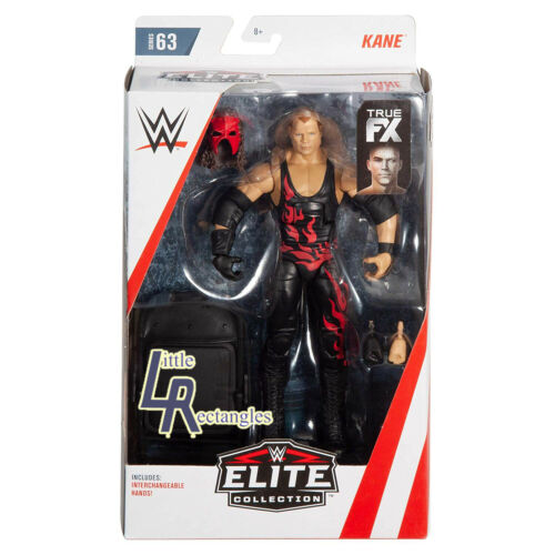 Elite Series 63 Boxed Mattel Brand New WWE Figures
