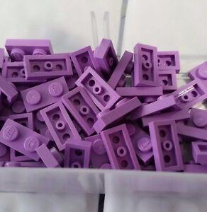 Image is loading LEGO-20-Medium-Lavender-Purple-Plates-1-x- & LEGO 20 Medium Lavender Purple Plates 1 x 2 | eBay