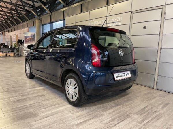 VW Up! 1,0 75 Move Up! ASG - billede 2