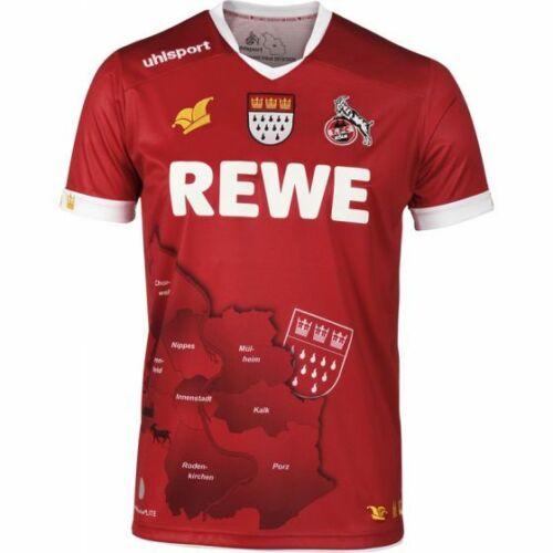 FC COLOGNE CARNAVAL maillot 19//20//1003500011948//89,99 € Uhlsport 1
