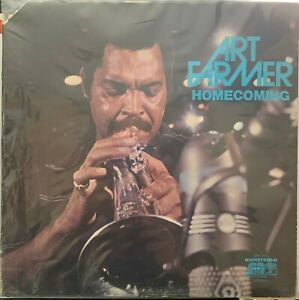 ART-FARMER-Homecoming-LP-MAINSTREAM-MRL-332-US-1971-Cedar-Walton-Billy-Higgins