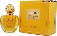Jean Patou SUBLIME 1.6 1.7 oz 50 ml SUBLIME Women Perfume EDT Spray New In Box
