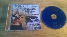 CD HipHop Timbaland & Magoo - Under Construction Part II (16 Song) BLACKGROUND