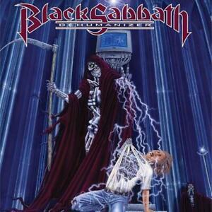 Black-Sabbath-Dehumanizer-Deluxe-Edition-2-lp-Black-Vinyl-NEW-Sealed-LP