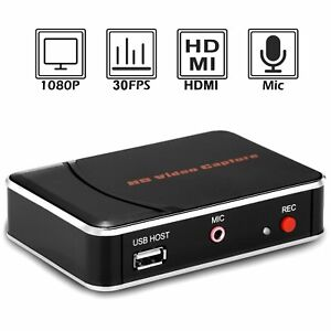 HDMI-Game-Capture-Card-1080P-HD-Video-Recording-to-USB-Disk-For-PS4-Xbox-One-Wii