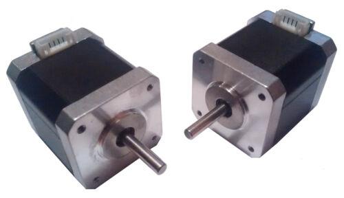 0.9 deg Reprap 5mm Shaft 3D Printer High Precision NEMA17 Stepper Motors