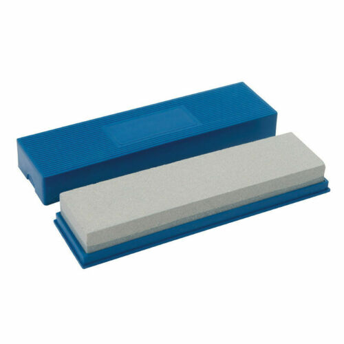 Medium Grade CB14 Silverline Silicon Carbide Combination Sharpening Stone Fine
