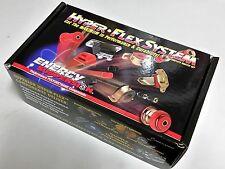 Energy Suspension Hyper Flex 96-00 Honda Civic EK Red Master Bushing Kit