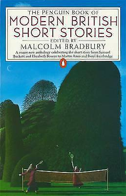 1 of 1 - The Penguin Book of Modern British Short Stories, Bradbury, Malcolm, Very Good B
