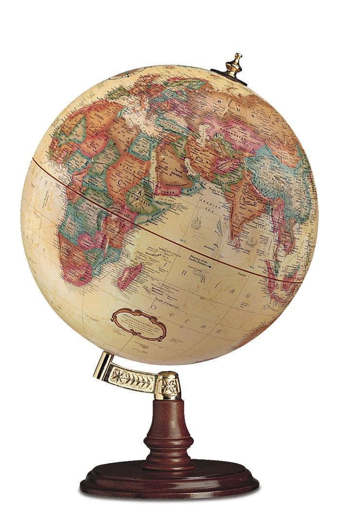 Replogle la Mundo Globe 12  antiguo océano.  totalmente Nuevo