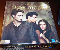 The Twilight Saga new Moon The Movie Board Game Never Used Brand Condition